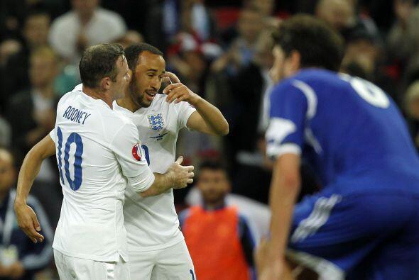 El conjunto británico aprovechó su localía y el pobre nivel futbolístico...
