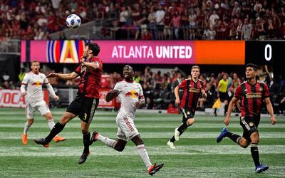 Red Bulls y Atlanta United
