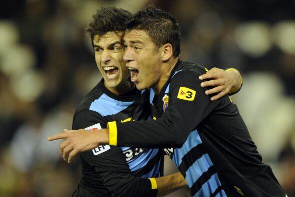 Héctor Moreno apenas ha cumplido un semestre desde su llegada al Espanyo...