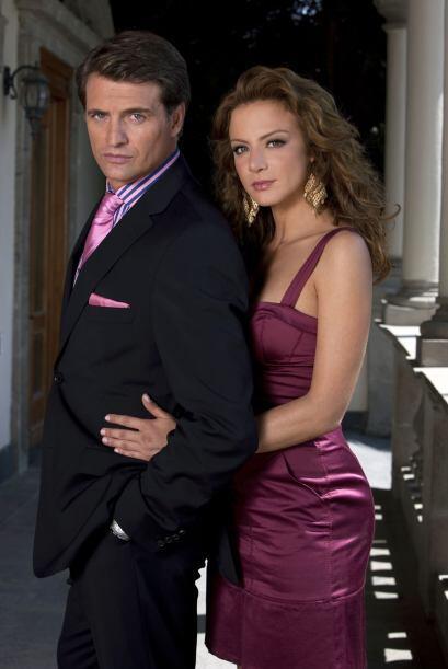 """""""Jerónimo"""" se casa con ella, pero sospecha que Renata fue amante de su d..."""
