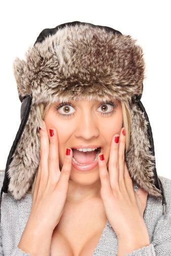 No abuses del uso de gorras, pañuelos y accesorios para usar en la cabez...