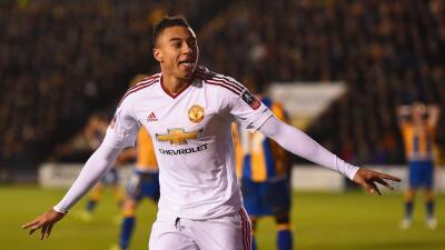 'Man-U' logró el pase a cuartos de FA Cup