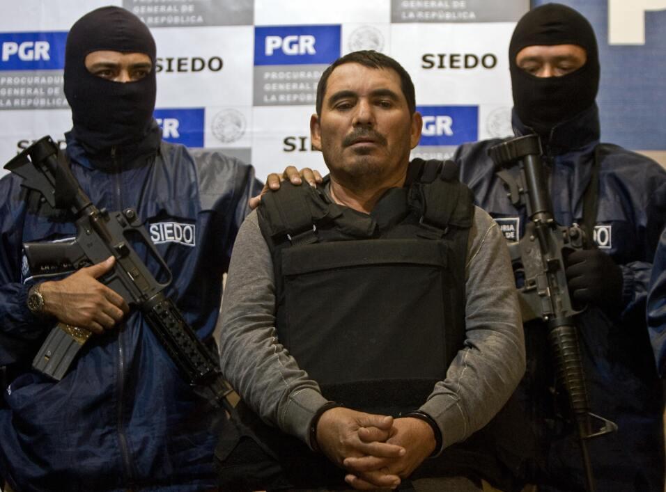 Santiago Meza López 'El Pozolero', disolvía los cuerpos en ácido.