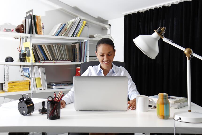 Redecora tu espacio de trabajo