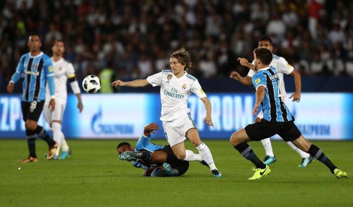 En fotos: Real Madrid en la cima del mundo gettyimages-893874662.jpg