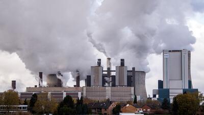 Alemania es un líder activo en la batalla global para reducir las...
