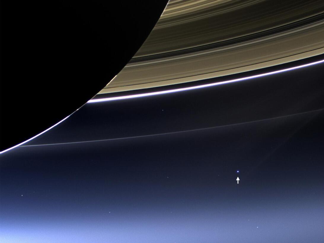 Las mejores imágenes tomadas por la sonda Cassini