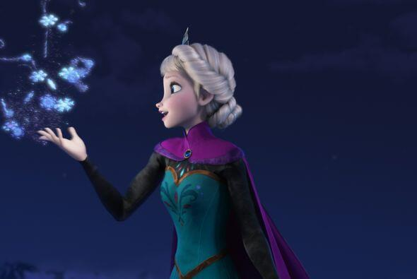 """Una infaltable: """"Frozen"""". La escuchamos ¡hasta en la sopa! Pero el mérit..."""