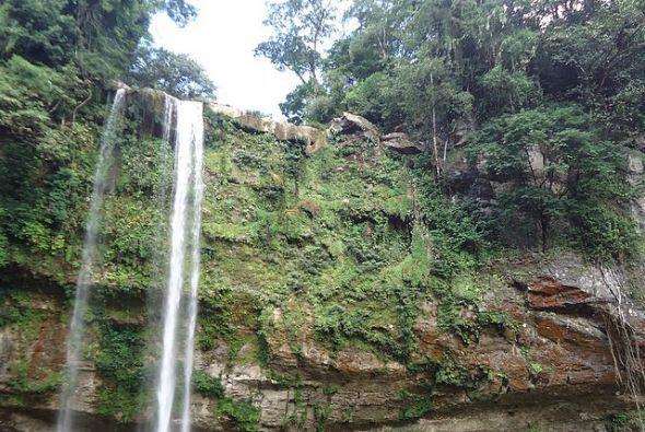Cascada de Misol-Ha