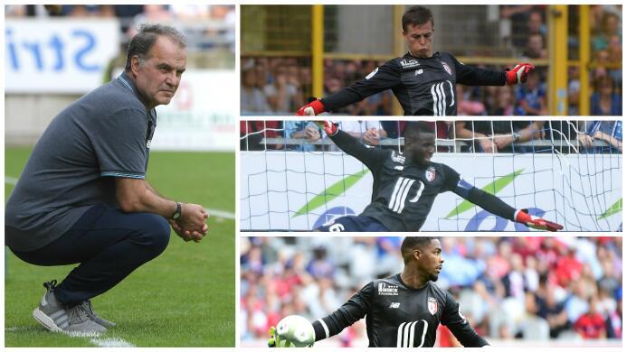 'Loco' Bielsa is back con sus locuras: jugó con tres porteros bielsa.jpg