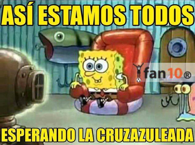 En Cruz Azul se dicen estar fastidiados de los memes y aquí te pr...