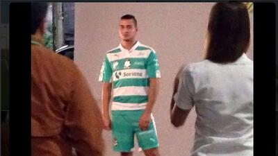 Se filtra el redes sociales el posible nuevo uniforme de Santos unformes...