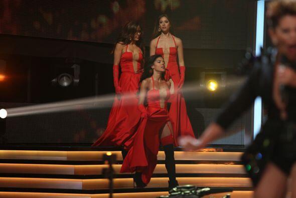 Alejandra Guzmán puso a bailar a las bellas con sus grandes éxitos y log...