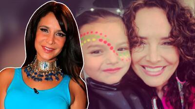 Mayra Rojas envía tierno mensaje a la hija de su fallecida hermana Lorena