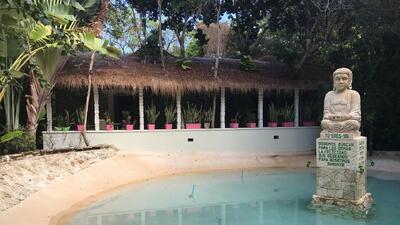 Convierten en hotel de lujo la casa de descanso de Juan Gabriel en la Riviera Maya