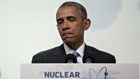 Presidente Obama en la Cumbre de Seguridad Nuclear