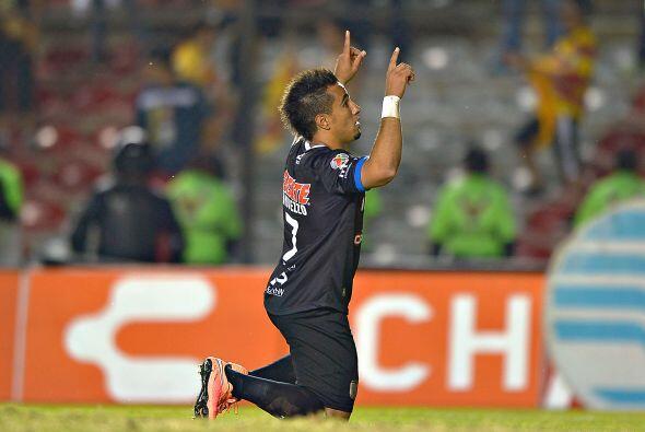 En el actual torneo Camilo sólo anotó un gol de cabeza, 3 de penal y och...
