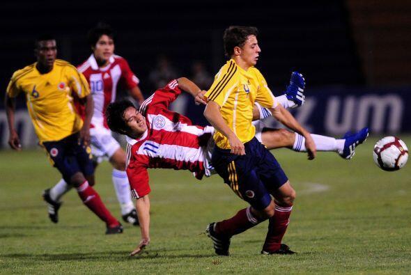 Al final fue un 3-3 muy disputado entre ambas selecciones..