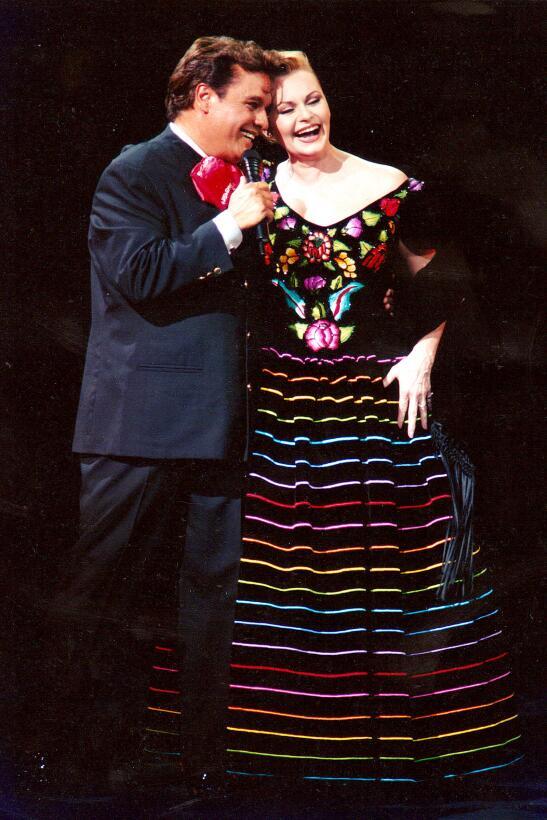 Cantante y actriz española.