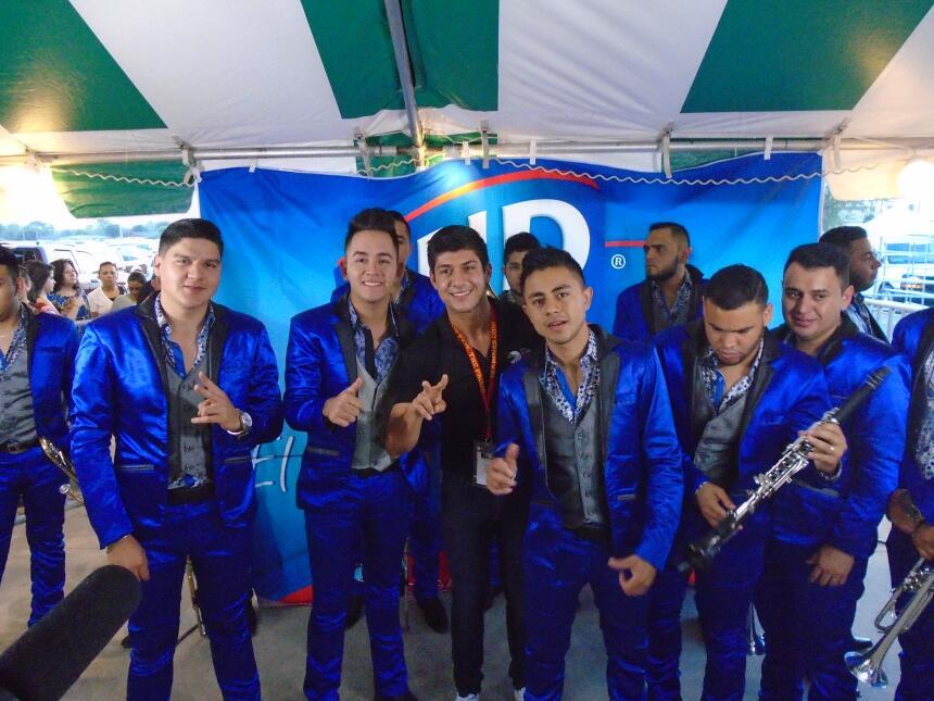 La familia de Univision McAllen en Fiestas Patrias 2016 DSC01601.JPG