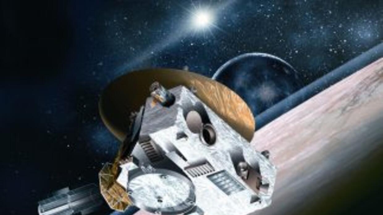 Sonda New Horizons NASA Plutón