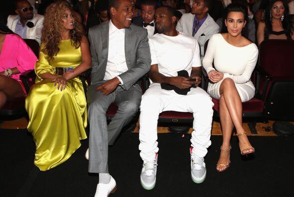 Su relación se comenzó a tornar muy seria, West incluyó a Kim dentro de...