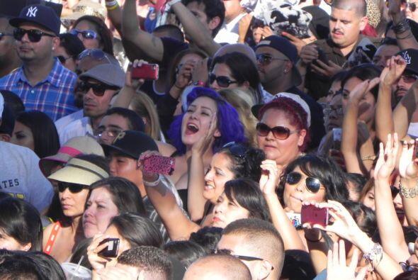 Roberto Tapia en H2O Music Festival