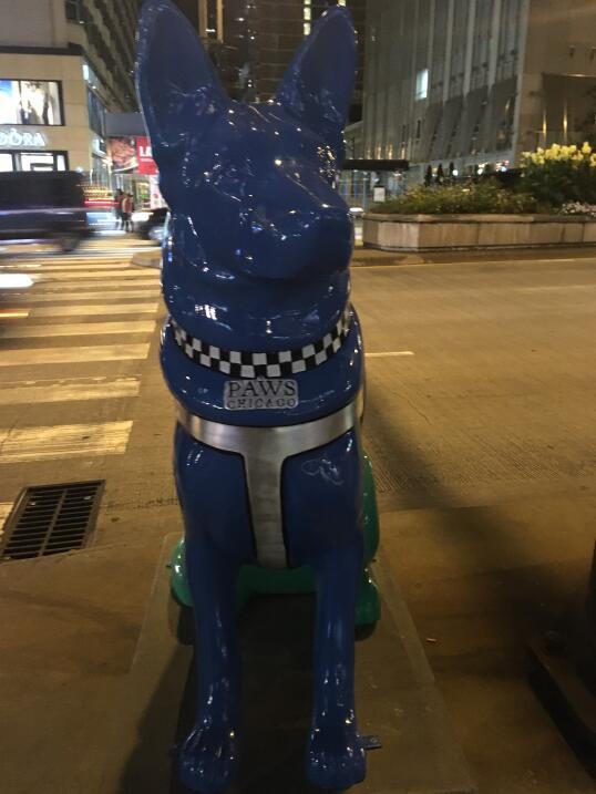 Perros guardianes de Chicago