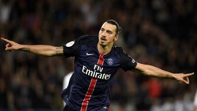 El París Saint-Germain se ensaña y le clava un 5-0 al Toulouse con doblete de Ibra