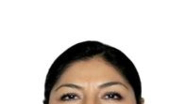 Maribel Cervantes, de 41 años, fue nombrada por Calderón como Comisionad...