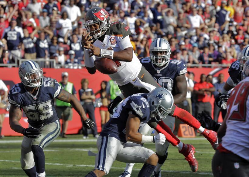 Los Cowboys sufrieron su séptima derrota de la temporada a manos...