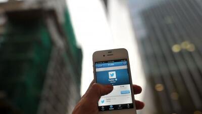 Casi la mitad de la cuentas de Twitter nunca han publicado.