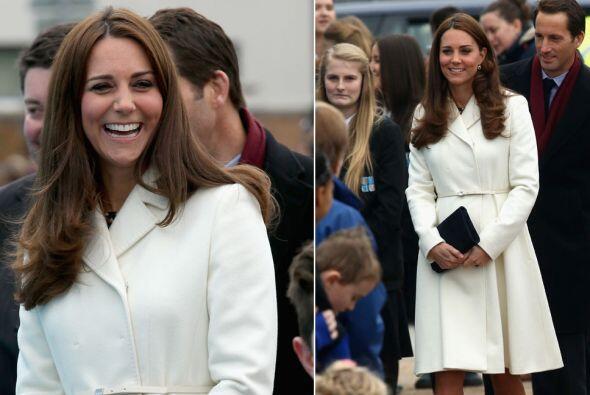 Ya queremos conocer al nuevo integrante de la familia real británica.