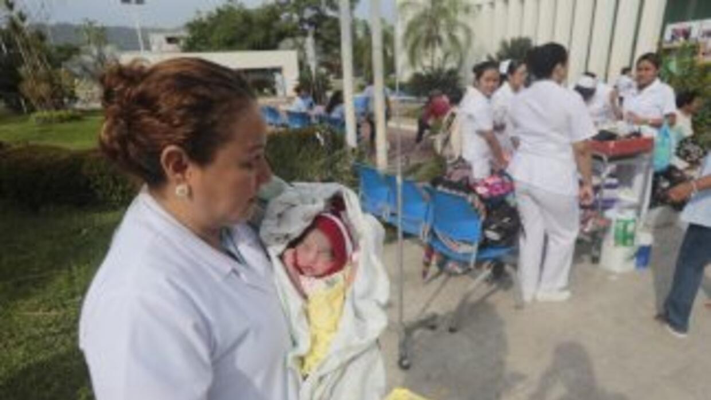 En noviembre pasado, empleados del Hospital de la Mujer realizaron un pa...
