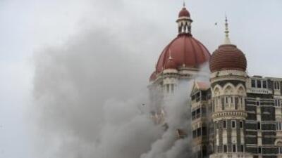 Ataque Taj Mahal Hotel 2008
