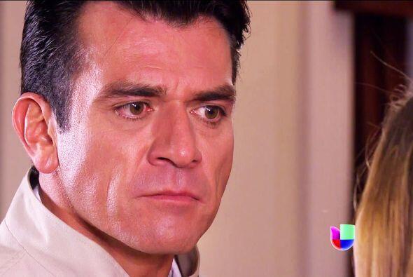 ¡No te habíamos visto así Fernando! Te enojaste como nunca, pobre Fanny,...