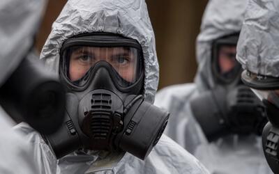 En el marco de las investigaciones sobre el envenenamiento de Sergei Skr...