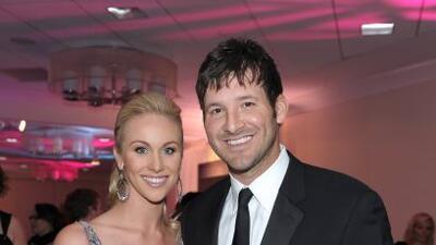 Tony Romo espera que su boda sea una motivación para la próxima temporada.