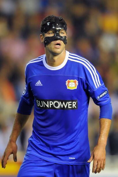 Desde España se decía que el Mallorca pensaba en Michael Ballack para re...