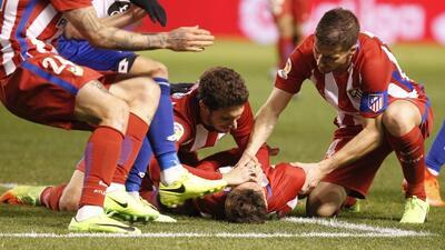 Así fue el tremendo choque que dejó inconsciente a Fernando Torres