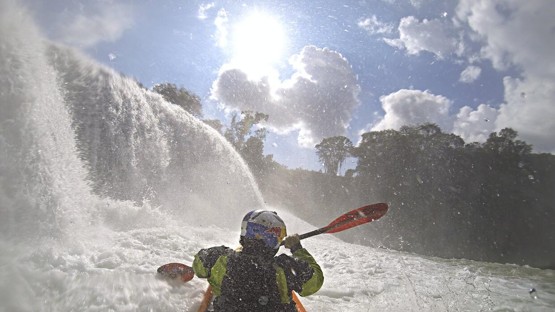 Chasing Niagara, o la vida misma vista desde un kayak