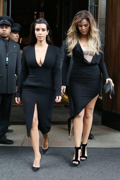 Kim es más chaparrita, pero con muchas curvas.Mira aquí lo último en chi...