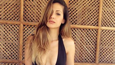 Adriana Reverón, la angelical novia de un rival de Champions de los mexicanos