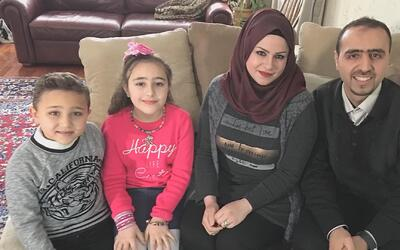 En video: la historia de familia de refugiados sirios que se salvaron de...