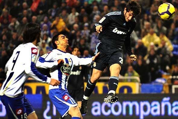 El Real Madrid rompió una racha de 18 años sin ganar en el Riazor al der...