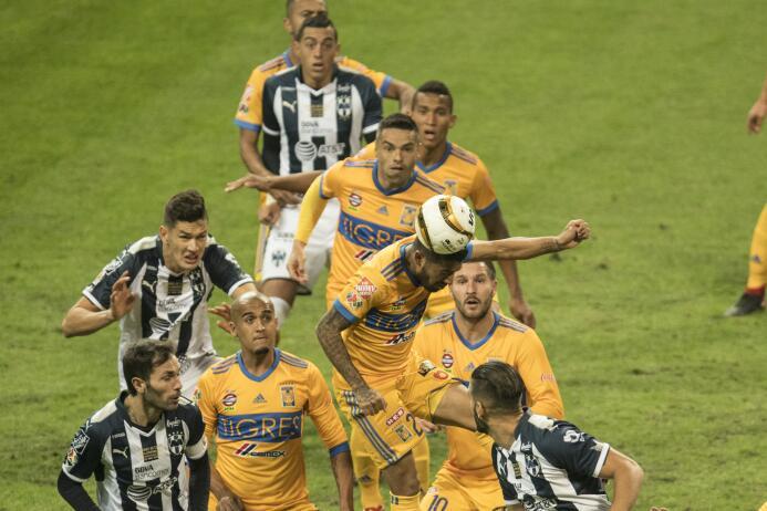 En fotos: Tigres es Campeón del Apertura 2017 en la Liga MX 20171210-229...