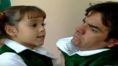 Ludovico y María Belén La Familia P. Luche