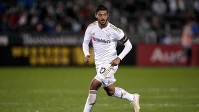 Dos goles y dos asistencias catapultaron a Carlos Vela como el Jugador de la Semana en MLS
