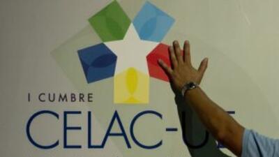 La I Cumbre Celac-UE se celebrará este fin de semana en Santiago de Chil...