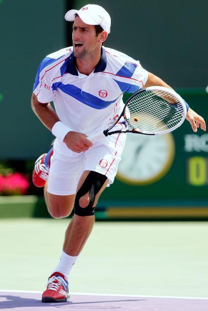 Djokovic jugó con más profundidad y menos errores no forzados